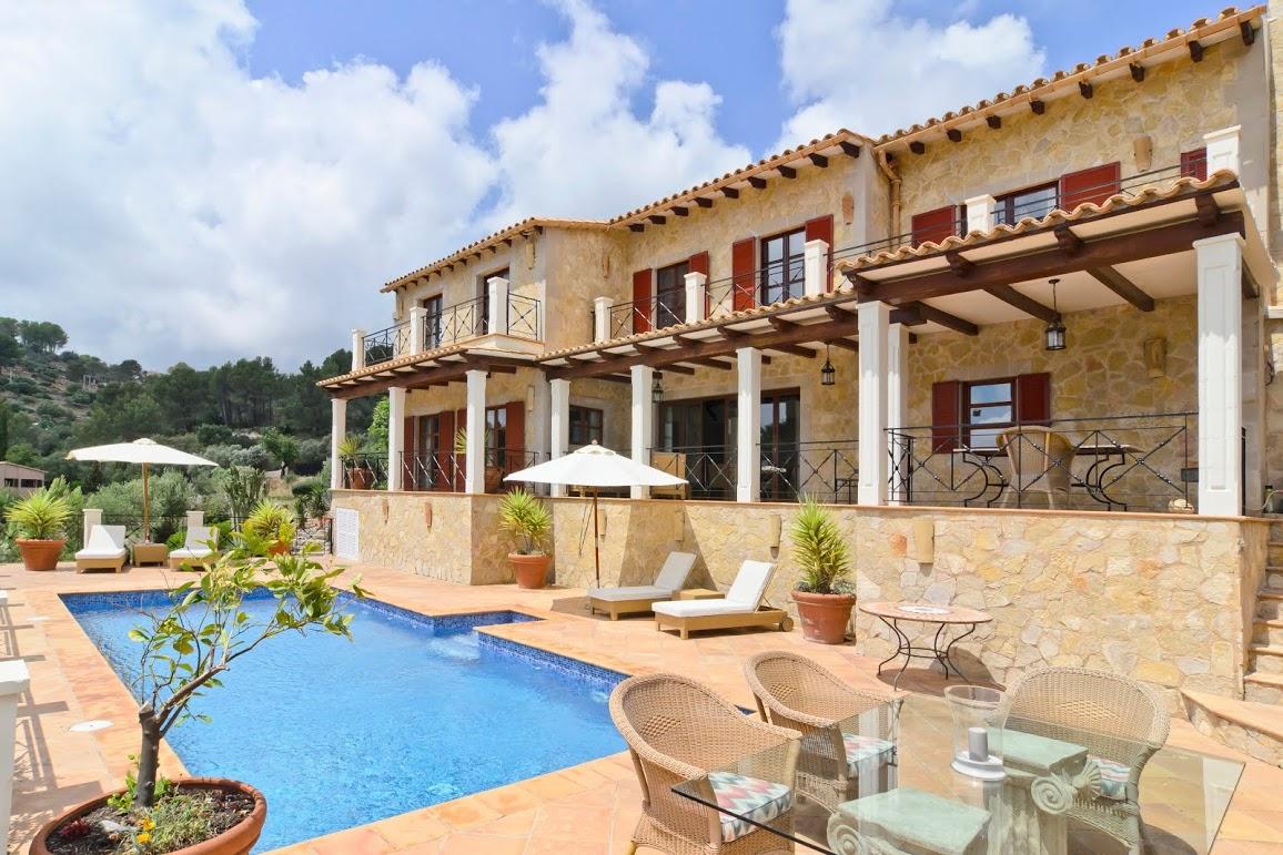 Mehr auf diesem Häuser zu verkaufen in Son Font, South West Mallorca, Mallorca, Spanien